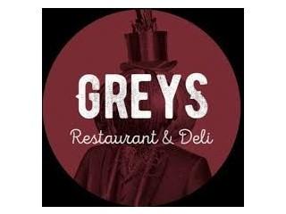 Waiter - Greys Restaurant